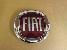 FIAT 500 ANTERIORE ROSSO FIAT BADGE LOGO P/N: 51804366