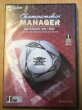 championship manager 01 02 Pc Cd Rom