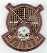 ARMY MILITARY DESERT MORALE MILSPEC SPECIAL BLACK OPS SNIPER PATCH
