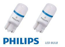 PHILIPS XTREME VISION T10 12V 8000K CAR INTERIOR 2 LED BULBS 127998000KX2