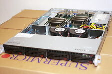 SUPERMICRO 16 CORE 2.6Ghz INTEL XEON E5-2670/128GB 6017R-TDF LGA2011 1U SERVER