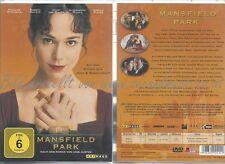 Mansfield Park - Auf den Spuren / Sinn & Sinnlichkeit -- Frances O'Connor, Jonny