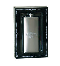 JACK DANIEL'S STAINLESS STEEL BOOT FLASK 5571JD OFFICIALLY LICENSED