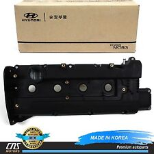 GENUINE For 96-01 Hyundai Elantra Tiburon Engine Valve Cover OEM 22410-23010