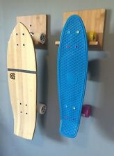 Skateboard Wall Rack, Mount or Store Your Skateboard. Easy to Install