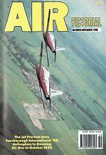 AIR PICTORIAL NOV 90: JET PROVOST STORY/ TRINITY HOUSE BOLKOW/ BRITISH MIDLAND