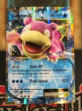 Pokemon Slowbro EX 26/108 XY Evolutions Ultra Rare Holo NM