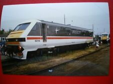 PHOTO  DVT LOCO NO 82114 (V2) IN INTERCITY LIVERY AT ILFORD OPEN DAY