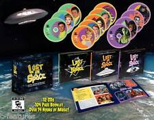 LOST IN SPACE 50th Anniversary SOUNDTRACK COLLECTION12-CD Boxed Set LTD EDITION!
