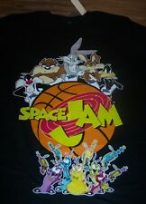 WB LOONEY TUNES SPACE JAM TAZ  Bugs Bunny SYLVESTER Aliens T-Shirt XL NEW