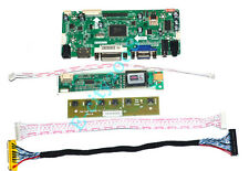 HDMI+DVI+VGA+AUDIO LCD Controller Board for LP154WX4 1280x800 DIY PC Monitor