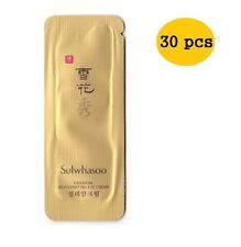 Sulwhasoo Rejuvenating Eye Cream 1mlx30pcs=30ml samples Anti Aging Free Gift