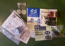 O.S. 12 CV-S R/C NITRO MODEL CAR BUGGY ENGINE MOTOR (NEW IN BOX)