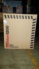 "Roxul Techton 1200 Pipe Insulation  24""x4""  1.5 Linear ft"