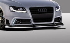 08-11 Audi A5 S5 Eros Version 1 Front lip 1pc Body Kit 109345