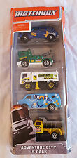 MATCHBOX AUSTIN LONDON TAXI CAB STREET SWEEPER WIFI CHEVY VAN DUMP TRUCK PLOW