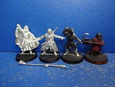 Aragorn + Gimli + Legolas + Gandalf der Weiße für Herr der Ringe
