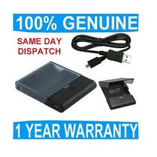 GENUINE Blackberry BATTERY CHARGER D-X1 Mobile cell phone external desktop dx1