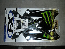 Factory Effex SUZUKI 10-11 RMZ250 MONSTER GRAPHIC KIT