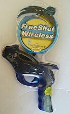 NEW Freeshot Wireless Cordless Light Gun for Playstation2  PS2 Free Shot PELICAN