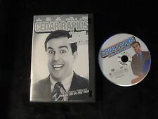 "USED DVD Movies ""Cedar Rapids"" the Super Awesome Edition  (G)"