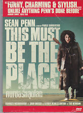 This Must be the Place / Sean Penn   Brand New DVD  Region 3 ** Import **