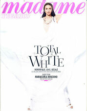 Madame FIGARO MariaCarla Boscono_Pierre Paulin BRAND NEW 2 Jan. 2015 ©TBC