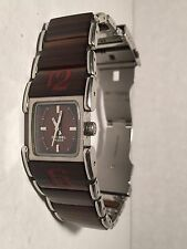 Diesel DZ5044 Brown Acetate 10BAR Stainless Steel Woman's Watch