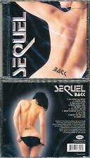 Sequel-Back, melodic hard rock, FireHouse, autoritaire, Great white, David Lee roth