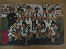 POSTER DE REVISTA AS COLOR REAL BETIS BALOMPIE 1973-74