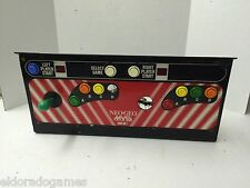 Neo Geo MVS SNK Two Player Game Arcade Control Player Panel Assembly USED #2414