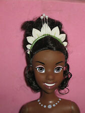 Princess Tiana -The Princess and the Frog - Disney Store-NUDE FOR ONE OF A KIND