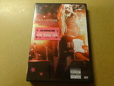 MUSIC DVD / AVRIL LAVIGNE: THE BEST DAMN TOUR - LIVE IN TORONTO