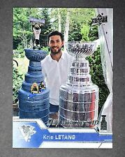 2016-17 Upper Deck Day With The Cup #DC2 Kris Letang - NM-MT