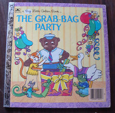 A Big Little Golden Book The Grab-Bag Party