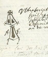 Lonzano - Dolegna del Collio Rogito Conti di Spilimbergo e Ettore Canussi 1713
