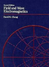Field and Wave Electromagnetics (2nd Edition) by Cheng, David K.