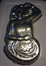 VTG Wilton Wonder Woman 1978 DC '86 HASBRO GI JOE Cake Pan Mold Comic Super Hero