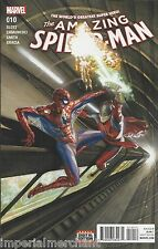 Marvel The Amazing Spiderman comic issue 10