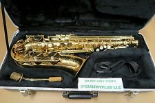 Sonatina Los Angeles Alto Saxophone With Case SZ047 Musical Instrument Free Ship
