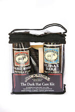 Bickmore Dark Hat Care Kit - Water & Stain Repellent + Ultra X Dark Hat Cleaner