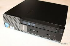 Dell Intel PC E5400 HTPC Slim SFF Compact Mini Computer HDMI 2GB 160GB DVD-RW