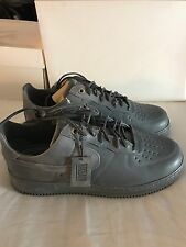 NIKE AIR FORCE 1 LW CMFT PIGALLE SP COOL GREY SZ 11 US 669916-090 LIMITED NEW