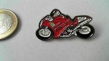 Ducati Racing Bike Pin Badge