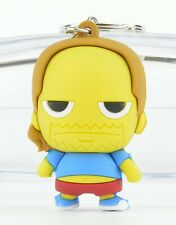 The Simpsons Series 1 Figural 2-Inch Key Chain - Comic Book Guy
