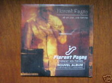 FLORENT PAGNY CD SINGLE EU ET UN JOUR (AVEC STICKER)