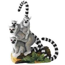 Country Artists Natural World Balancing Act Lemur Group Figurine New CA03747
