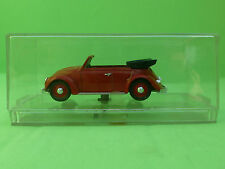 VITESSE VW BEETLE KAFER CABRIO CONVERTILE  1/43  - EXCELLENT CONDITION IN BOX -