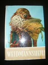 K. Hajek: Weidmannsheil! (1962) Jagd / Jäger