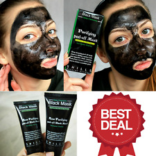SHILLS Cleansing Purifying Face Black Peel-Off Mask Blackhead Remover Acne Deep